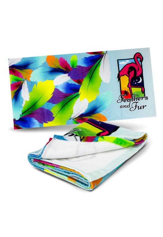 Picasso Beach Towel  Image #1