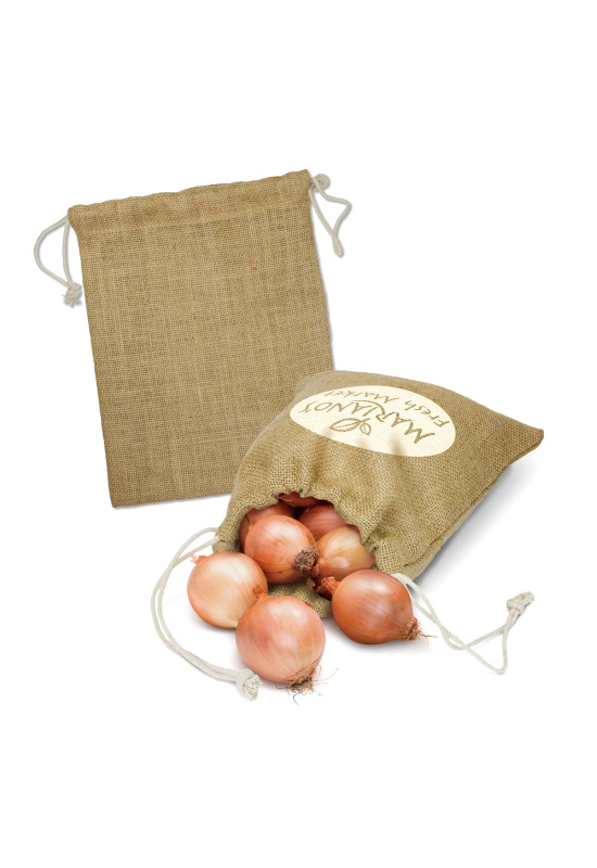 Jute Produce Bag - Medium  Image #1
