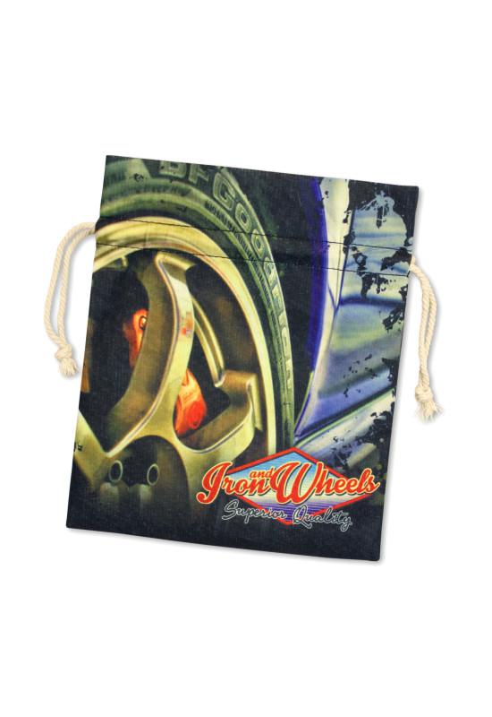 Turin Cotton Gift Bag - Large  Image #1