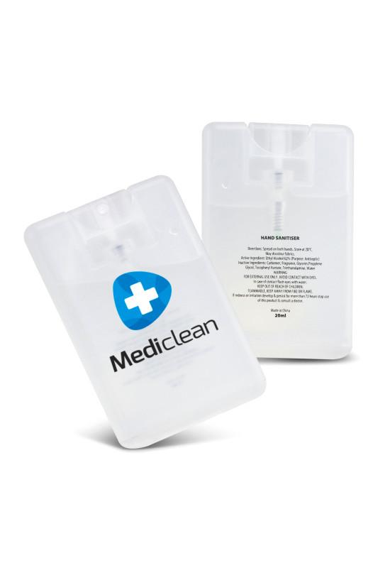 Hand Sanitiser Card  Image #1