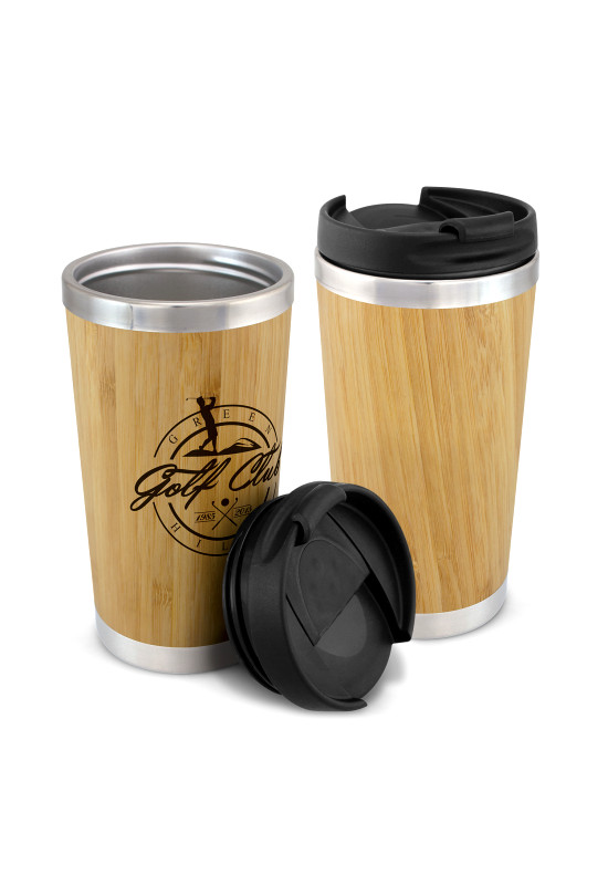 Bamboo Double Wall Cup  Image #1