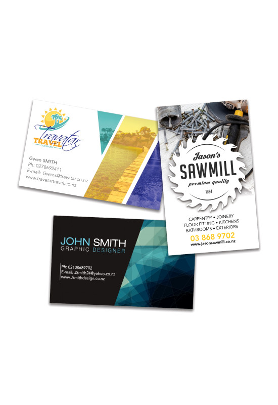 Full Colour Business Cards  Image #1