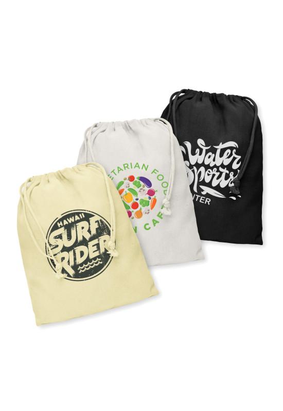 Cotton Gift Bag - Medium  Image #1