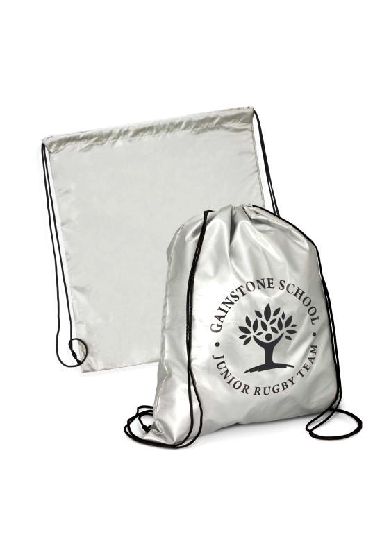 Titanium Drawstring Backpack  Image #1
