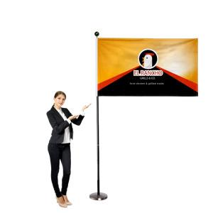 Custom Pole Sleeve Flags