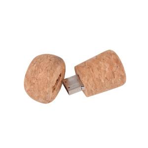 Champagne Cork Flash Drive