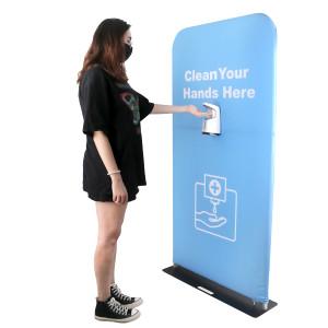 Sanitiser Dispenser Stand