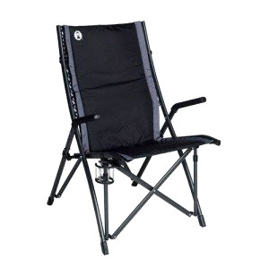 Padded bungy chair
