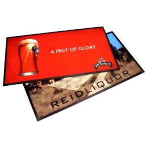 Personalised counter mats
