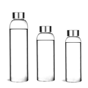 Glass Drink Bottles