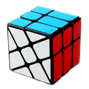 3D folding cube
