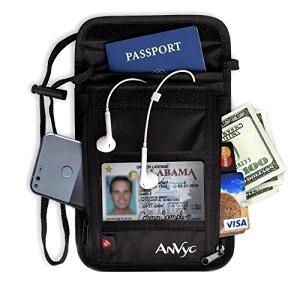 Neck Wallets
