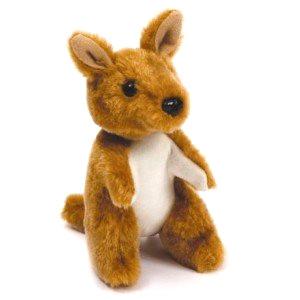 Plush Kangaroo toy