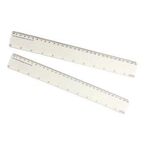 30cm ruler biodegradable