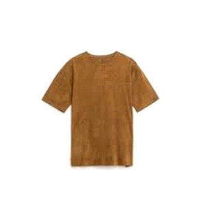Suede T-shirts